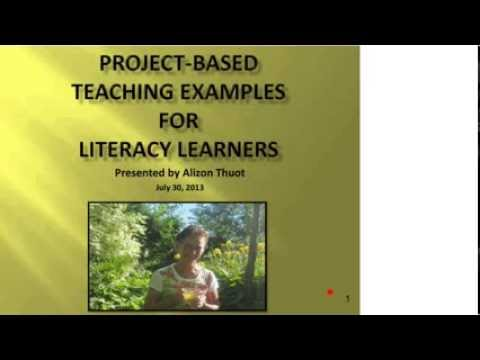 Project-Based Teaching for Adult ESL Literacy Learners