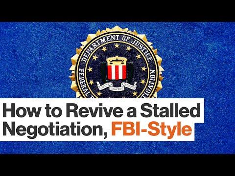 How To Think Like An FBI Negotiator? Use Empathy   Chris Voss