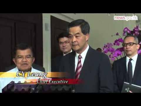 CE hails Jakarta deal (16.9.2015)