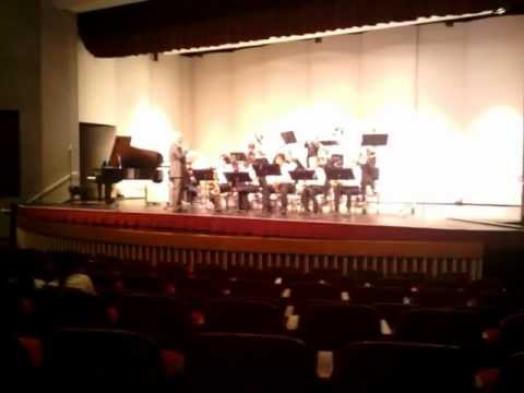 Shelton High School Jazz Band; Riverside Jazz Festival; Auburn Washington; Jan 12, 2013