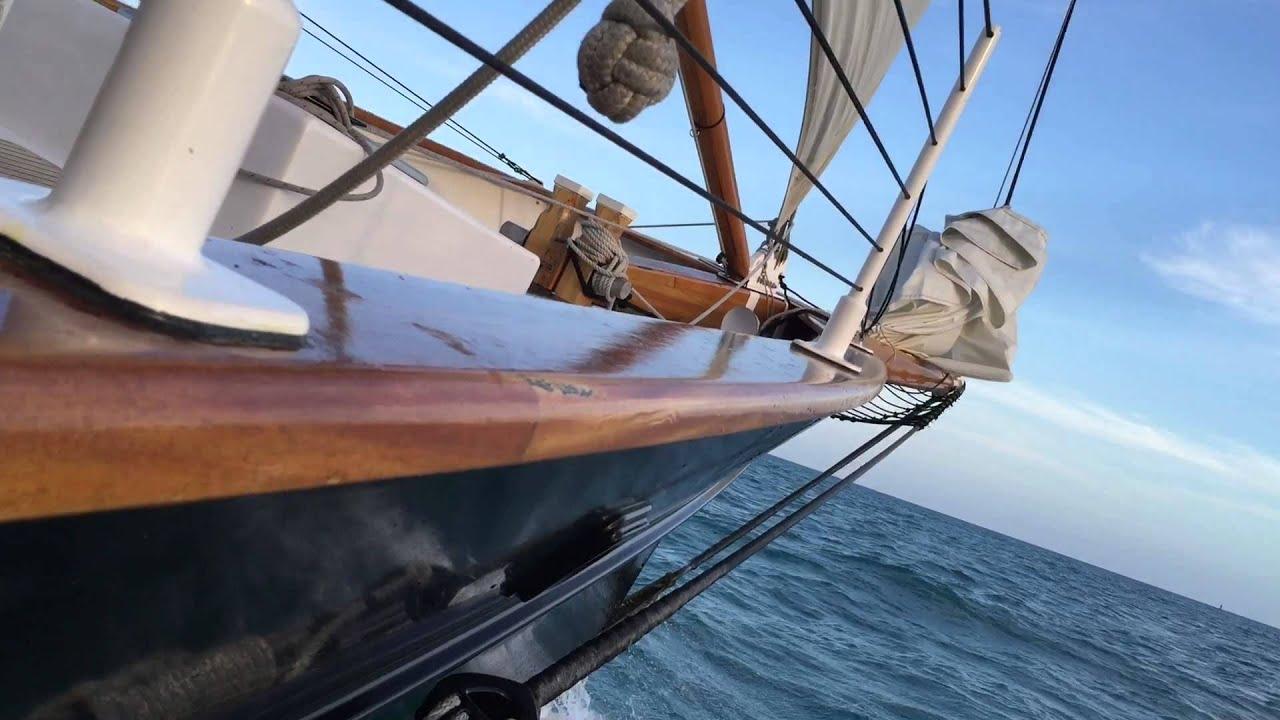 Winshape marriage sailing ship