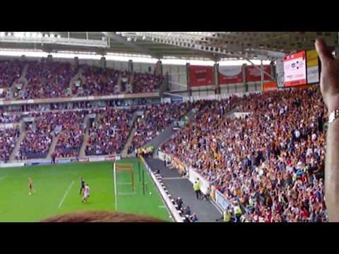 Stoke City - Ryan Shawcross Goal Celebrations