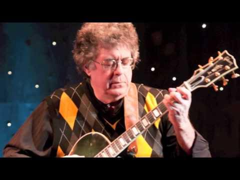 Chuck Anderson with the original Chuck Anderson Trio