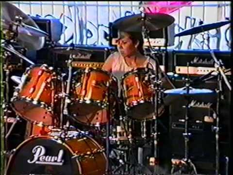 Guitar Center Drum Off 1989 Santa Ana Ca Heather