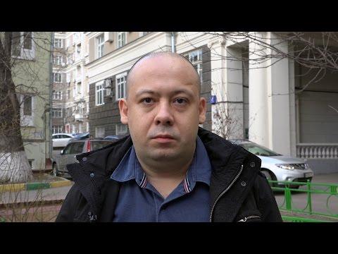 Алексей Герман в защиту Олега Сенцова / Alexey German supports Oleg Sentsov