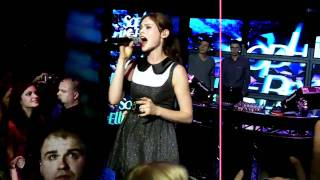 Sophie Ellis-Bextor - Not Giving Up on Love, Live @ Yaroslavl, Russia 11.09.2010 [HD]