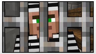 Minecraft | TRAYAURUS GOES TO PRISON | Custom Mod Adventure