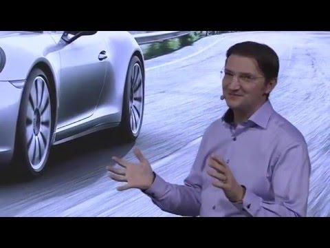 Johann Jungwirth zur digitalen Transformation Volkswagen AG (Volkswagen AG)