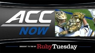 6 ACC Teams in NCAA Lacrosse Quarterfinals | ACC Now