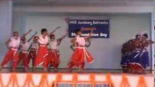 Mere Dholna Sun (Bhul Bhulaiya), IHHS Academy,Bathnaha, 8th Foundation Day
