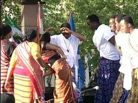 Somalian Dance Group