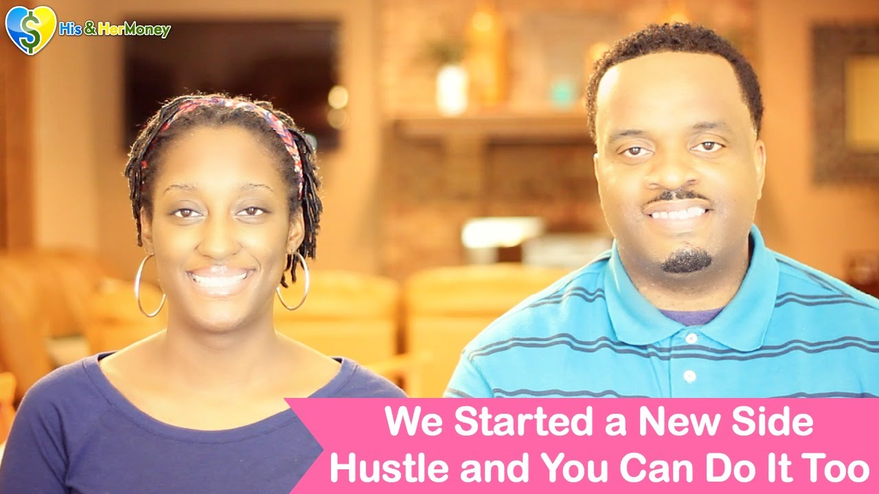 How We Started a Side Hustle on Fiverr and You Can Do It Too!