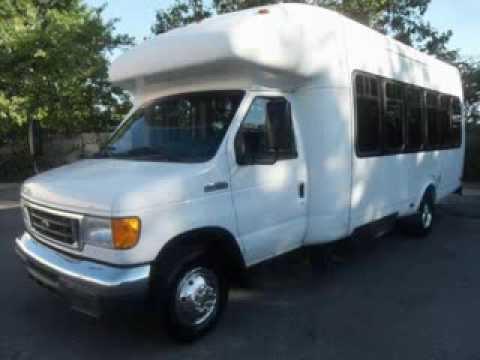 Ford E450 6.8L V10 Triton Gas 20 Passenger Startrans Wheelchair Gas Shuttle Bus For Sale! - YouTube