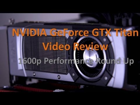 GeForce GTX Titan 1600p Performance Review Linus Tech Tips