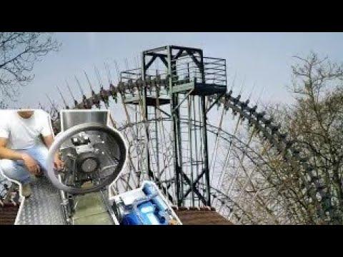 Вечный генератор электричества Халявный источник постоянного тока