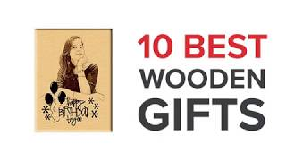 10 Best Wooden Gifts in India with Price