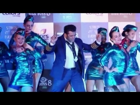 Bigg Boss Season 8 LAUNCH | Pilot Salman Khan takes CHARGE!