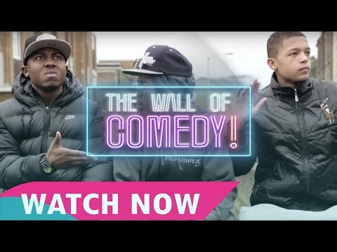 Mandem On The Wall - Episode 1