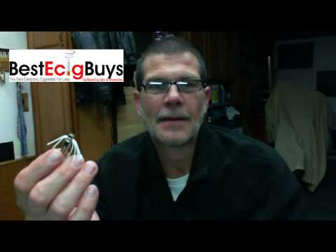 Best Electronic Cigarette Buys Vivi Nova Tank Kit on Volcanoecig Lavatube ecig vapor test