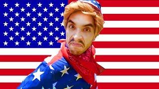 Sam loves America (OFFENSIVE)