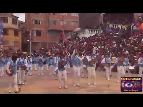 Carnaval de Oruro 2015 Cuarta Parte  Morenada Central Oruro -Llamerada Zona Norte