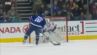 Gotta See It: Leafs and Coyotes can't stop hitting posts and crossbars