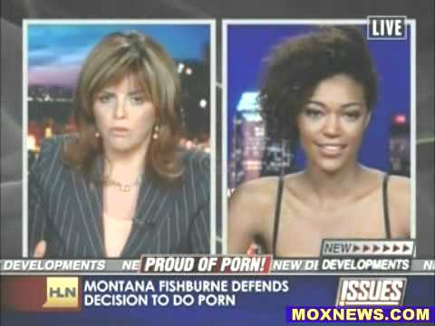 Montana Fishburne Defends Her Decision To Make Porn Movie.flv video