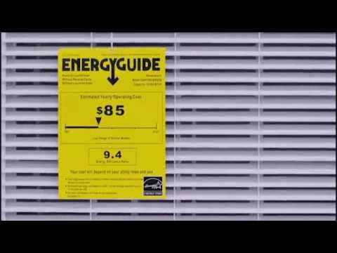 Air Conditioner - Energy Guide