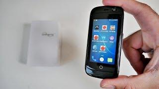 World's Smallest 4G Smartphone - Unihertz Jelly Pro