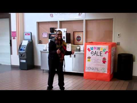Renton Technical College Rummage Sale Commercial!