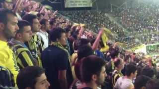 İbne Galatasaray- Süper kupa finali Kayseri tribün gfb