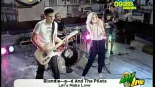 Let's Make Love - Blondie--g--d And The Pilots @ Mad Day Live