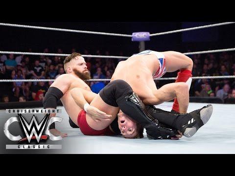 Zack Sabre Jr. vs. Tyson Dux - First Round Match: Cruiserweight Classic, July 27, 2016