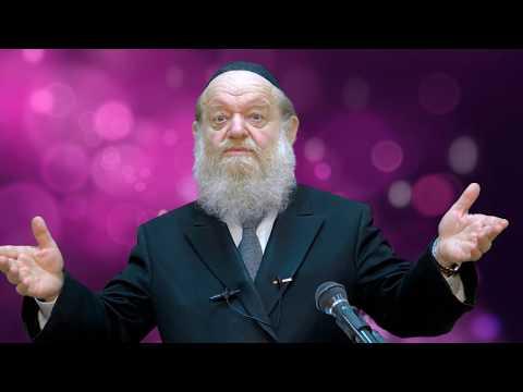 פרשת נשא: הכל  מלמעלה - הרב יוסף בן פורת (עם כתוביות בעברית)
