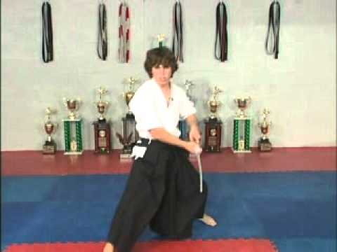 Josh Quartin teaches how to turn Traditional Katana Techniques into Extreme Sword Kata Techniques