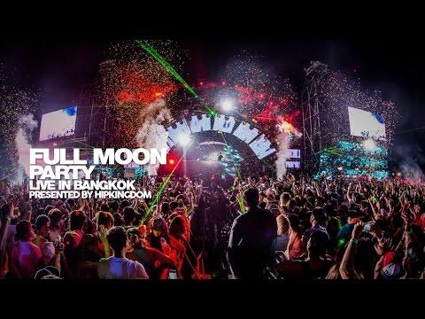 Martin Garrix 2015 - Full Moon Party Live in Bangkok