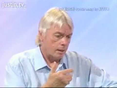 Now THAT'S Weird interview with David Icke - part 1