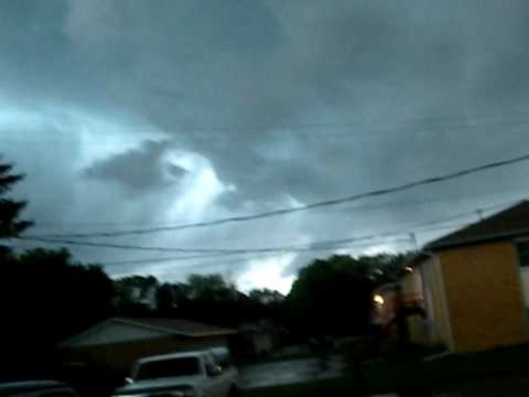 Tornado warning Steele County, MN 4