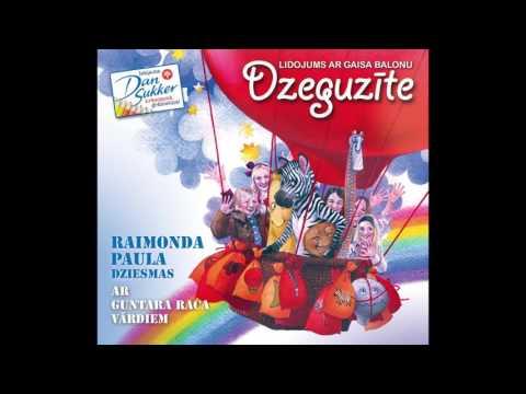 Jampadracis - Dzeguzīte - Raimonds Pauls