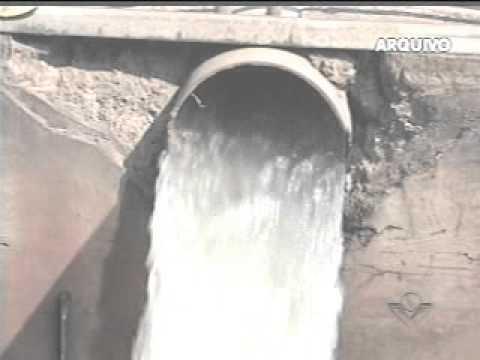 Uma grande crise hídrica atinge o país e no estado de Minas Gerais a situação está séria