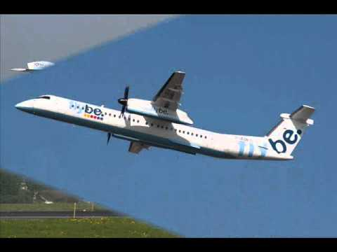 Aer Arann and Flybe: Passenger Services at London Southend Airport 2011