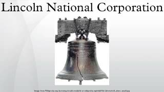 Company Profile: Lincoln National Corp (NYSE:LNC)