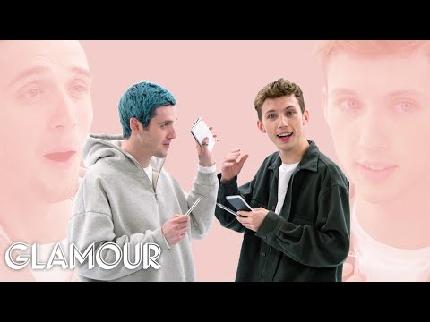 Troye Sivan And Lauv Take A Friendship Test | Glamour