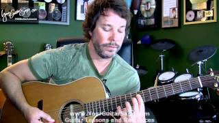 Dexterity Exercises 1 - Beginner Acoustic Guitar Lesson