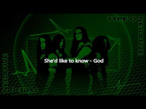 Type-O Negative - Christian Woman - Album Version (Lyrics on screen)