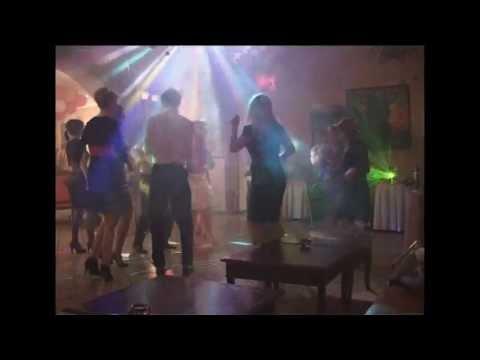 Дискотека на свадьбу, свет, дым. Танцы на любом празднике.