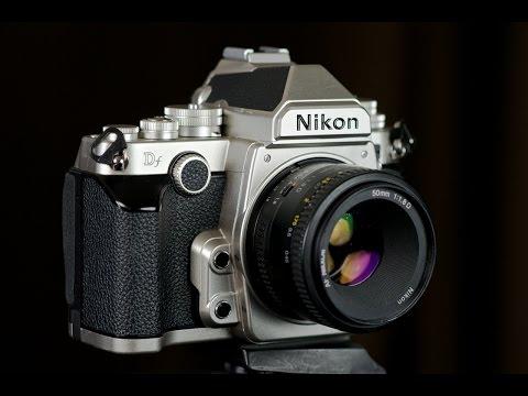 Nikon Df Complete Body Tour and Menu Walkthrough
