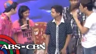 Vice Ganda, Karylle kiss and other 'Showtime' bloopers