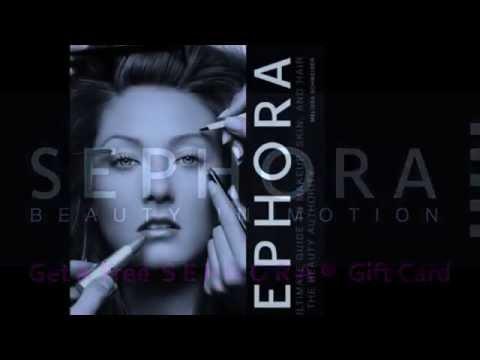 SEPHORA Makeup | redeem a promo code only at sephoradaily.com