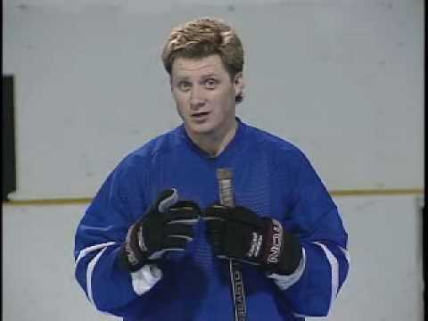 Roller Hockey Shooting Tip from Bobby Hull Video